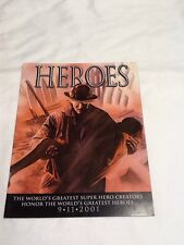 Heroes 911 Tribute 2nd Print VF/NM (GN037)