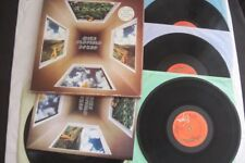 (7113) Mike Oldfield - Boxed - 4 LP Box - Beilage - OIS