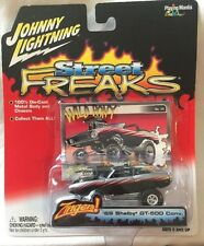 Johnny Lightning Street Freaks Zingers Wild Pony 69 Shelby GT-500 Convertible 34