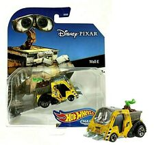 Hot Wheels DISNEY PIXAR Character Cars - WALL-E Diecast Car NEW Mattel GCK28