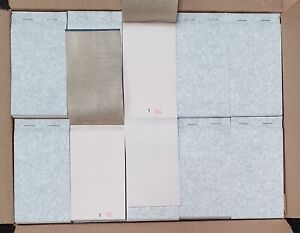 FOOD ORDER PADS DUPLICATE EF15 100 PADS PER BOX  X 50 COVERS  RESTAURANT CAFE