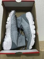 Nike Air Footscape Magista Flyknit Grey Size 7.5 UK BRAND NEW.