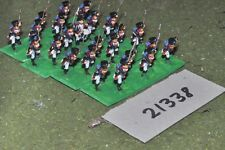 20mm napoleonic / french - plastic infantry - inf (21338)