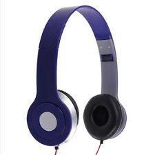 1pc Foldable Stereo DJ Style Headphones Earphone Headset Over Ear MP3/4 IPOD Pop