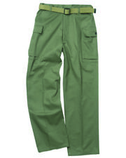 US ARMY WWII HBT Pantaloni CAMPO TG XL fieldtrouser Pantaloni Paratrooper Navy