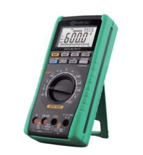 Kyoritsu Digital Multimeter Kew1052 From Japan New