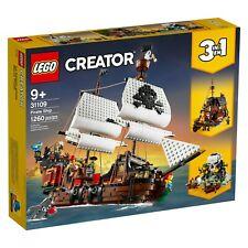 LEGO® Creator 3in1 - Piratenschiff - 31109 - NEU - OVP