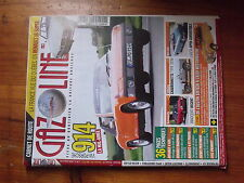 $$µ Revue Gazoline N°189 VW-Porche 914  Innocenti Regent  Lancia Appia  R12