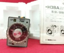 NATIONAL PMH AT4112 PMH-10M-AC220V Relè Timer con base