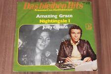 "Judy Collins – Amazing Grace / Nightingale I (Vinyl 7"") (Elektra – ELK 12 008)"