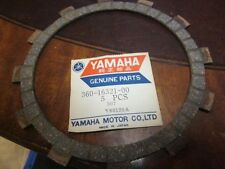 yamaha rd 350 400 friction plate new 360 16321 00