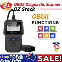OBD OBD2 OBDII EOBD Fault Code Reader Scanner Diagnostic Auto Engine Scan Tool