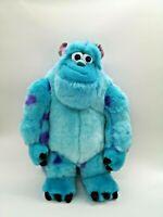 "Disney 16"" Stuffed Plush Monsters Inc Sully Sullivan Authentic Genuine Pixar"