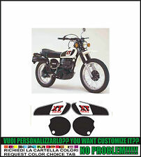 kit adesivi stickers compatibili xt 500 1979