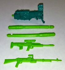GI Joe Weapon HEAT Viper Gun v2 1993 Original Figure Accessory #2
