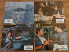 #Fotosatz# DAS FLIEGENDE AUGE Roy Scheider Hubschrauber-Kult