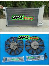 ALUMINUM RADIATOR +FAN PEUGEOT 306 GTI CITROEN/CITROËN XSARA/ZX