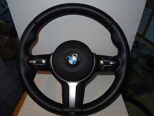 BMW F20 F30 F32 F36 X3 F25 X4 F26 M Sport Multi Volante & airbag