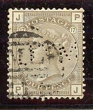 GRAN BRETAÑA YT 1876-80 Nº60 PLANCHA 17