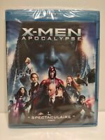 X-MEN APOCALYPSE - Blu Ray - Neuf sous blister / New & selead