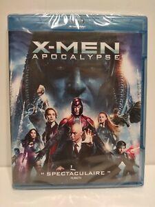 X-MEN APOCALYPSE - Blu Ray - Neuf sous blister / New & selead