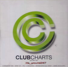 Clubcharts Club Charts Vol. 2 | 2-CD-Set NEU
