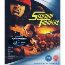 Starship Troopers [Blu-ray] [DVD][Region 2]