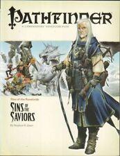 SINS OF THE SAVIORS - RISE OF THE RUNELORDS - PATHFINDER GAMEMASTERY ADVENTURE
