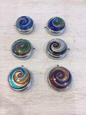 Porta pillole modello vetro di Murano murrina  porta pastiglie