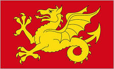 Wessex County Flag 5Ft X 3Ft English County Region