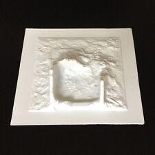 Amera Plastics Shelled Building Type D Plastic Kit. 1/72,1/76 20mm Scale. A128