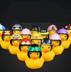 Yellow Duck Car Dashboard Decorations