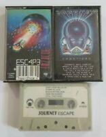 Journey Cassette Tape Bundle (SEE DESCRIPTION FOR TITLES)