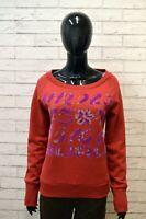 Felpa Maglione Donna GURU Taglia Size M Cardigan Maglia Pullover Sweater Woman