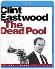 The Dead Pool Dirty Harry 5 Clint Eastwood Blu-ray Japan New