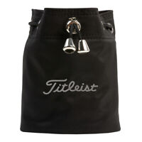NEW Titleist Golf Club Life Sports Valuables Pouch Bag Black MSRP $30