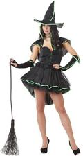 Wicked Witch Costume for Women size L (10-12) New by Cal. Costumes 01221