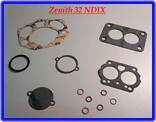 Zenith 32 NDIX,BMW 2,6+3,2,Borgward 2,3,Porsche 356,Steyr Puch,Haflinger,S&S