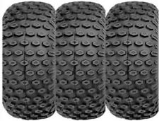 22x11x8 KENDA K290 SCORPION ATV TIRES SET OF 3 - 22 11 8 2 PLY HONDA ATC 200S X