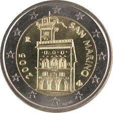 Pièces euro de Saint-Marin année 2005