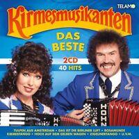 KIRMESMUSIKANTEN - DAS BESTE  2 CD NEU