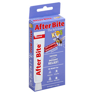 AFTER BITE THE ITCH ERASER KIDS INSTANT RELIEF 0.7 OZ