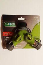 FLEXON Heavy Duty LARGE 2 WAY Garden Hose Connector TAP SPLITTER FL6312 FAST NEW