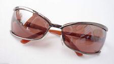Damen-Sonnenbrillen im Sport-Stil aus Metall & Kunststoff mit 100% UV 400