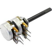 Omeg potenziometro rotativo stereo 0.12 w 22 k 1 pz