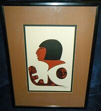 Original watercolor signed by Charles (C.F.) Lovato dated 1972