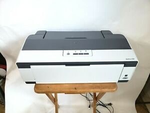Epson Workforce 1100 Workgroup Inkjet Printer - White Untested