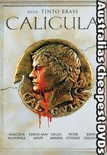 Caligula DVD NEW, FREE POSTAGE WITHIN AUSTRALIA REGION ALL