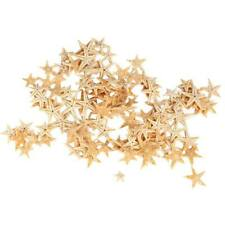 Small Starfish Star Sea Shell Beach Craft 0.4 inch-1.2 inch 90 Pcs Z5A2