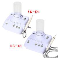 Dental Ultrasonic Piezo Scaler Handpiece Bottles Fit EMS WOODPECKER DTE SATELEC